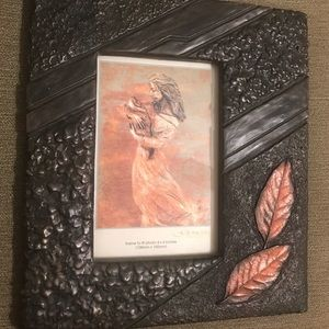 """Picture frame for 4""""x6"""" The Autumn Collection"""